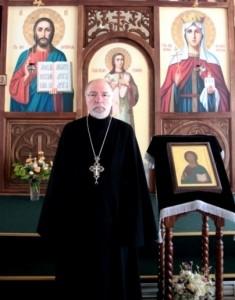 Протоиерей Владимир Абросимов